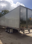 vanguard reefer semi trailer