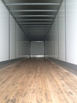 dry van semi trailer
